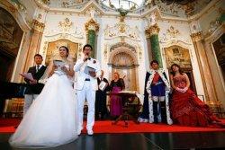 Свадьба в Нойшванштайн