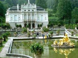 Замок Линдерхоф: вилла Людвига